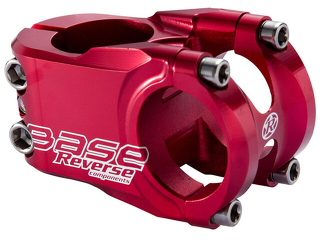 Reverse Base Potence Ø31,8mm, red